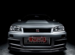 Fonds d'�cran Voitures Nissan Skyline