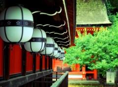 Fonds d'�cran Voyages : Asie Lanternes