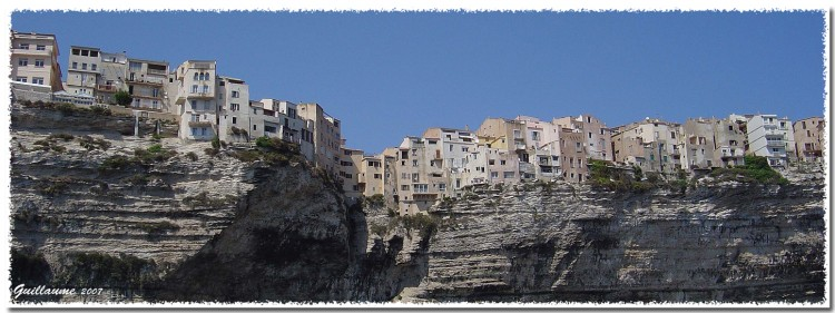 Fonds d'�cran Voyages : Europe France > Corse Bonifacio