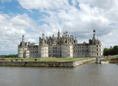 Fonds d'cran Constructions et architecture Chateau de Chambord - merveille de l'architecture !