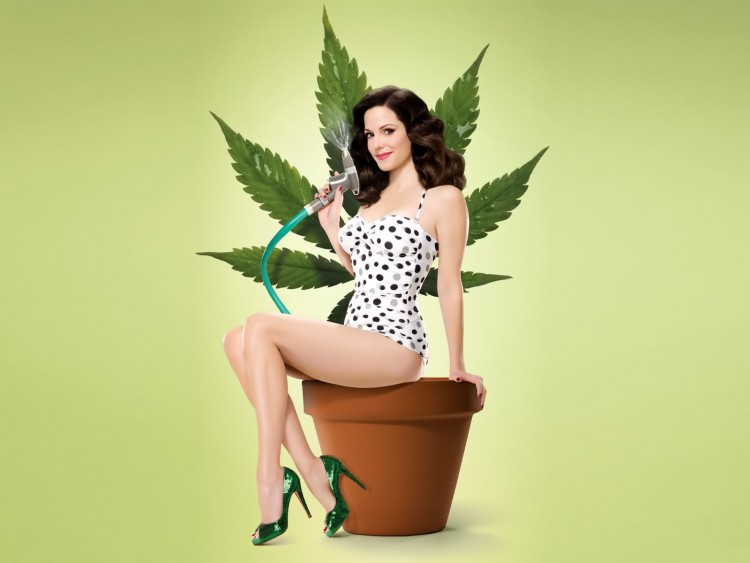 Fonds d'�cran S�ries TV Weeds Wallpaper N�221982