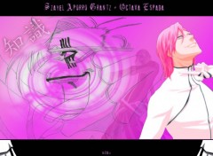 Fonds d'�cran Manga Bleach - Szayel Aporro Grantz portrait version 2