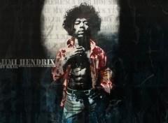 Wallpapers Music Jimi hendrix