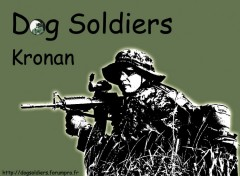 Wallpapers Sports - Leisures Dog soldiers - Kronan