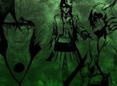 Fonds d'�cran Manga Bleach - Ulquiorra