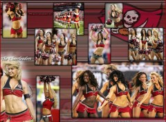 Fonds d'�cran Sports - Loisirs The Cheerleaders Tampa Bay Buccaneers