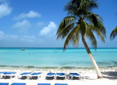 Fonds d'�cran Voyages : Am�rique du nord Plage de Cancun