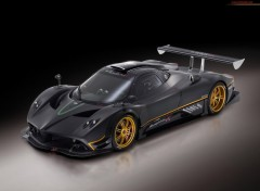 Wallpapers Cars Pagani Zonda R 2009 by bewall