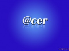 Fonds d'�cran Informatique acer