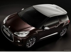 Fonds d'�cran Voitures Citroen DS3