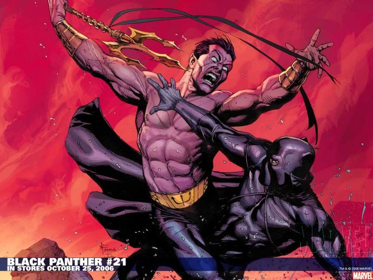 Black Panther Comic Wallpaper: Wallpapers Comics > Wallpapers Black Panther Black Panther