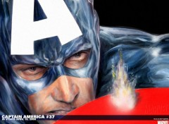 Fonds d'cran Comics et BDs captain america