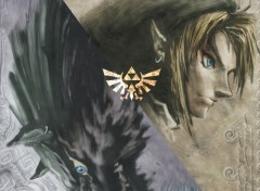 Fonds d'�cran Jeux Vid�o The Legend of Zelda - Twilight Princess