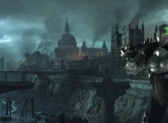 Wallpapers Dual Screen Hellgate London