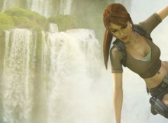 Wallpapers Dual Screen Lara Croft - Tomb Raider