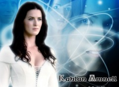 Wallpapers TV Soaps Kahlan Amnell