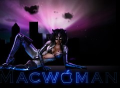 Wallpapers Comics MacWoman