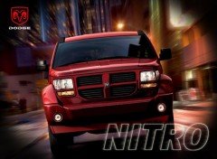 Wallpapers Cars Dodge NITRO