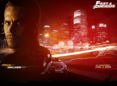 Wallpapers Movies paul Walker F-F 4