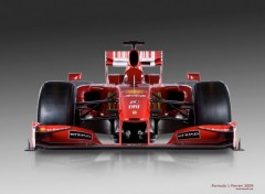 Wallpapers Sports - Leisures Formule 1 wallpaper ferrari F60 2009