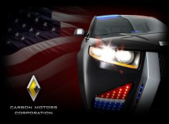 Wallpapers Cars Carbon motor-- Police