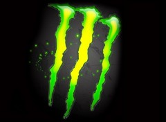 Fonds d'�cran Grandes marques et publicit� monster energy