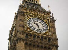 Fonds d'�cran Voyages : Europe Big Ben