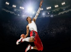 Fonds d'�cran Sports - Loisirs Derrick Rose