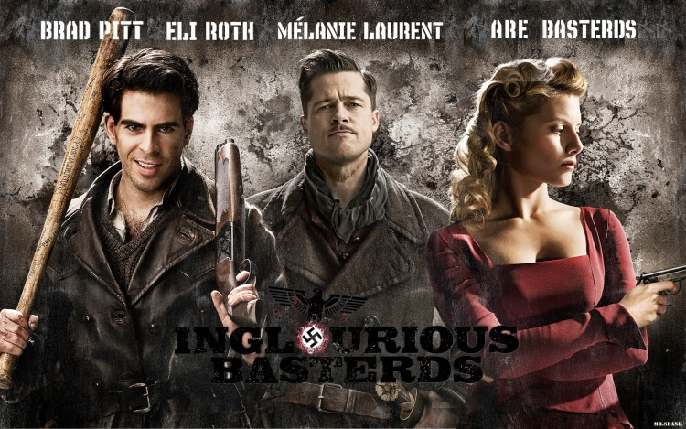 Fonds d'�cran Cin�ma Inglourious Basterds Inglourious Basterds