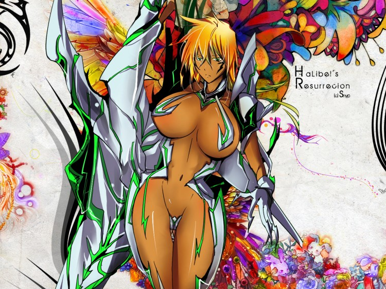 Wallpapers Manga Bleach Sexy Halibel