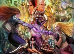 Fonds d'�cran Comics et BDs witchblade