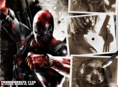 Fonds d'�cran Comics et BDs deadpool
