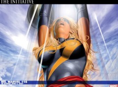 Fonds d'�cran Comics et BDs miss marvel