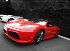 Wallpapers Cars Ferrari F430 Scuderia