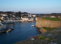 Fonds d'�cran Voyages : Europe Belle-Ile_Le-Palais