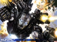 Fonds d'cran Comics et BDs war machine