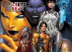 Fonds d'�cran Comics et BDs hunter killer