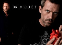 Fonds d'�cran S�ries TV Dr House