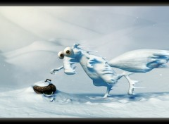 Wallpapers Cartoons L'Age de Glace 3