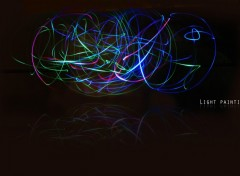 Wallpapers Digital Art Light painting