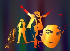 Fonds d'cran Musique Mickael Jackson