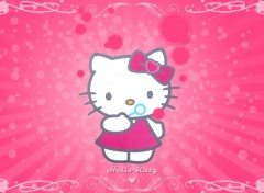 Fonds d'cran Dessins Anims Hello Kitty