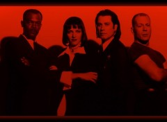 Fonds d'�cran Cin�ma Pulp Fiction