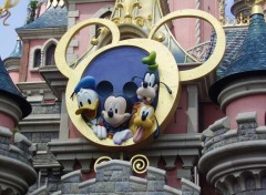 Fonds d'�cran Constructions et architecture eurodisney Paris