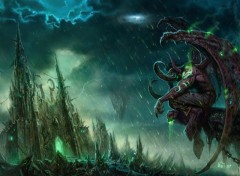 Fonds d'�cran Jeux Vid�o World of Warcraft