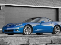 Fonds d'�cran Voitures Chevrolet Corvette