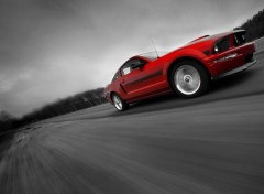 Fonds d'�cran Voitures Ford Mustang