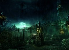 Fonds d'cran Jeux Vido Arkham Asylum