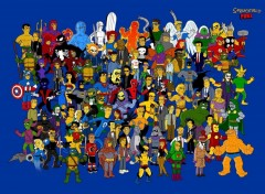 Wallpapers Cartoons Les Simpsons