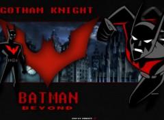 Wallpapers Comics Batman Beyond - Gotham Knight